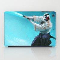 Cymurai 08 iPad Case