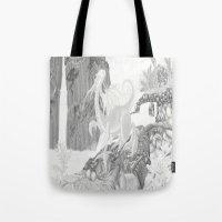 Dragon Falls  Tote Bag