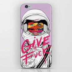 Give a Fuck iPhone & iPod Skin