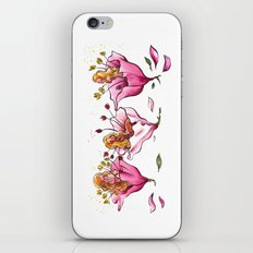 Naked Flowers iPhone & iPod Skin