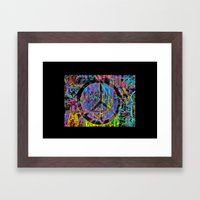 Colours of the World ' Framed Art Print