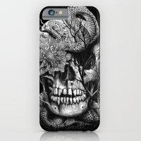 Snake and Skull iPhone 6 Slim Case
