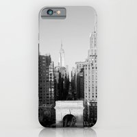 iPhone & iPod Case featuring Washington Square Park by newyorkbelle
