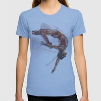 The Olympic Games, London 2012 Womens Fitted Tee Athletic Blue SMALL