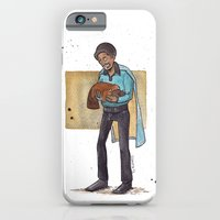 iPhone & iPod Case featuring Lando and His Baby Platypus by Donta Santistevan