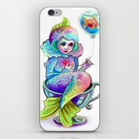 AFloat iPhone & iPod Skin