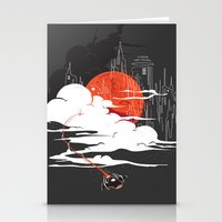 Uncharted Voyage Stationery Cards