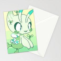 Pixel Celebi Stationery Cards