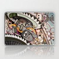 sky coaster Laptop & iPad Skin