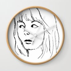 That Look Wall Clock