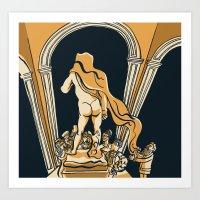 David (September 8th, 15… Art Print
