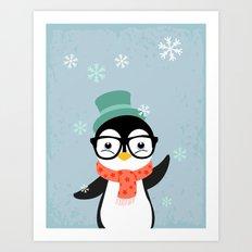 Merry Christmas & Happy Holidays! Art Print