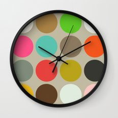 life 1 Wall Clock