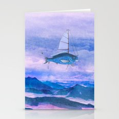 I want to fly II Stationery Cards