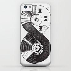 INFINITY MUSIC iPhone 5c Slim Case