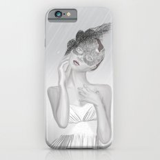 Covered in White iPhone 6 Slim Case