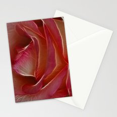 Pretty Rose Stationery Cards