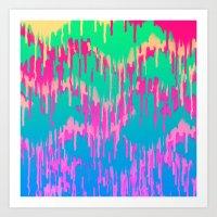 Urona Art Print