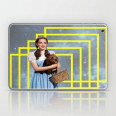 Yellow brick road Laptop & iPad Skin