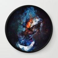 Tear Drop Wall Clock