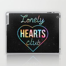 Lonely hearts club Laptop & iPad Skin