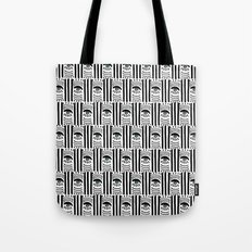 Graphic Eyes Tote Bag