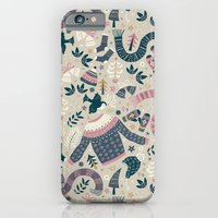 Winter Woolies iPhone 6 Slim Case