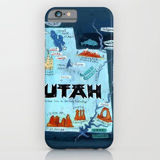 UTAH iPhone & iPod Case