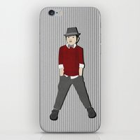 boys formal wear red iPhone & iPod Skin