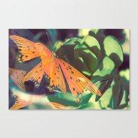 Autumn Spirit Flight Canvas Print