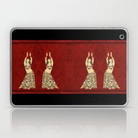 Belly dancer 3 Laptop & iPad Skin
