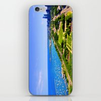 Grant Park iPhone & iPod Skin