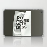 Do More With Less Laptop & iPad Skin