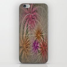 Abstract Happiness iPhone & iPod Skin