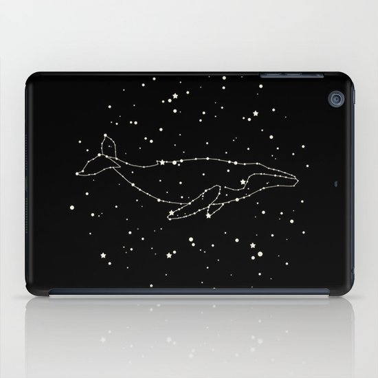 Whale Constellation  iPad Case
