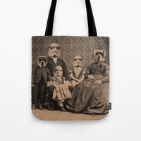 Meet the Troopers Tote Bag
