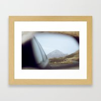 Mt. Errigal Framed Art Print
