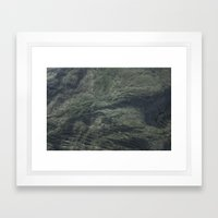 Trama 2 Framed Art Print