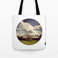 Telescope 2 glasshouse at kew Tote Bag