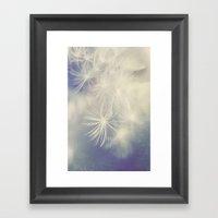 Faerie Dust 1 Framed Art Print