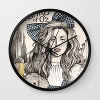 There's No Place Like Ho… Wall Clock