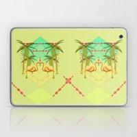go flamingo, go ! Laptop & iPad Skin