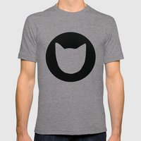Cat! 2.0 Mens Fitted Tee Tri-Grey SMALL