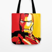 Iron Man Tote Bag
