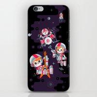 Space Rock iPhone & iPod Skin