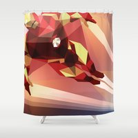 Man Made Shower Curtain