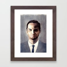 Jim Moriarty Framed Art Print