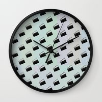 CIAK Wall Clock