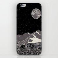 Wolf 3 iPhone & iPod Skin