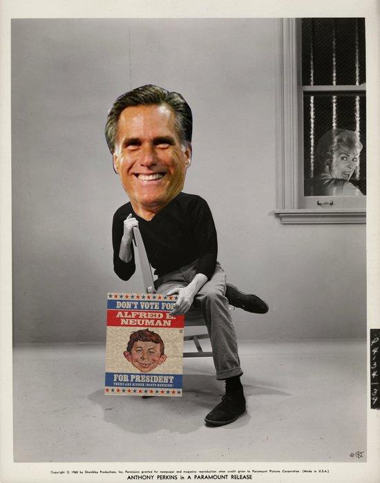 American Psycho - 7 (Morman Rates) Art Print